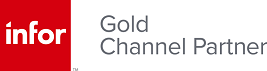 Infor Gold Channel Partner logo
